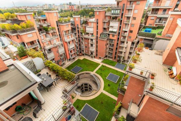 Appartamento in vendita a Torino, Arredato, con giardino, 160 mq - Foto 4