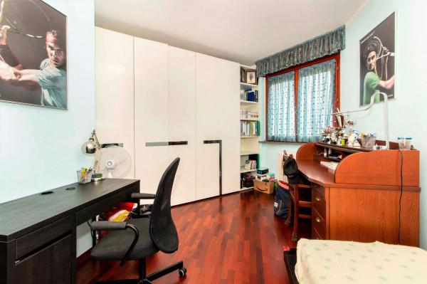 Appartamento in vendita a Torino, Arredato, con giardino, 160 mq - Foto 8