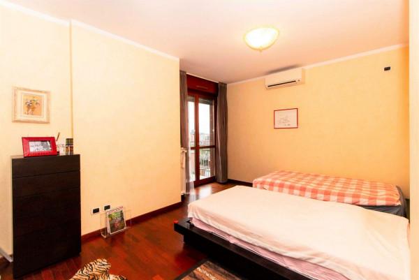Appartamento in vendita a Torino, Arredato, con giardino, 160 mq - Foto 7