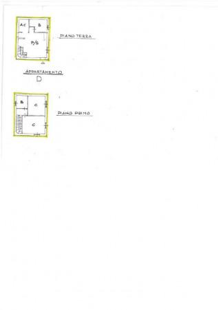 Appartamento in affitto a Tribogna, Cassanesi, Con giardino, 85 mq - Foto 2