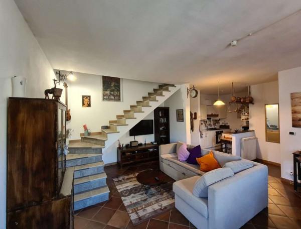 Appartamento in affitto a Tribogna, Cassanesi, Con giardino, 85 mq - Foto 14