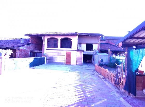 Casa indipendente in vendita a Cerro Tanaro, Centro Storico, Con giardino, 338 mq - Foto 12