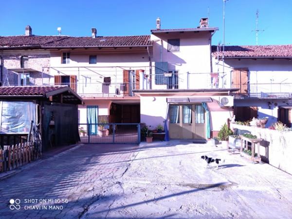 Casa indipendente in vendita a Cerro Tanaro, Centro Storico, Con giardino, 338 mq - Foto 14