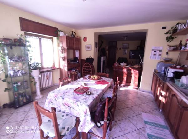 Casa indipendente in vendita a Cerro Tanaro, Centro Storico, Con giardino, 338 mq - Foto 7