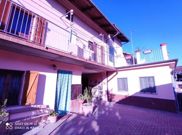 Casa indipendente in vendita a Cerro Tanaro, Centro Storico, Con giardino, 338 mq - Foto 1