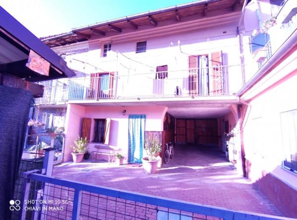 Casa indipendente in vendita a Cerro Tanaro, Centro Storico, Con giardino, 338 mq - Foto 11