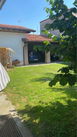 Casa indipendente in vendita a Poncarale, Poncarale, Con giardino, 180 mq