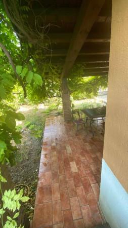 Villetta a schiera in vendita a Roncadelle, Centro, Con giardino, 140 mq