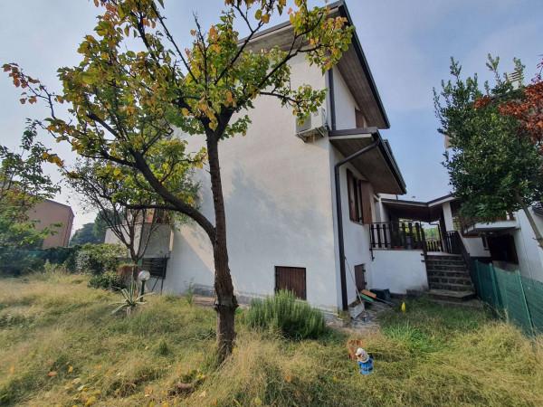 Villa in vendita a Spino d'Adda, Residenziale, Con giardino, 186 mq - Foto 12