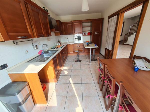 Villa in vendita a Spino d'Adda, Residenziale, Con giardino, 186 mq - Foto 9