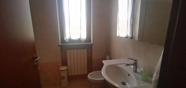 Villetta a schiera in vendita a Cremosano, Residenziale, Con giardino, 141 mq - Foto 19