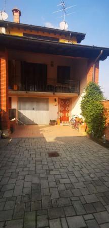 Villa in vendita a Cremosano, Residenziale, Con giardino, 141 mq