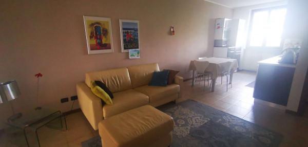 Villetta a schiera in vendita a Cremosano, Residenziale, Con giardino, 141 mq - Foto 25