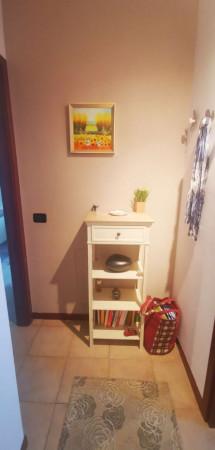 Villetta a schiera in vendita a Cremosano, Residenziale, Con giardino, 141 mq - Foto 22