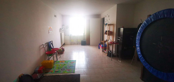 Villetta a schiera in vendita a Cremosano, Residenziale, Con giardino, 141 mq - Foto 12