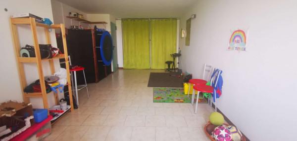 Villetta a schiera in vendita a Cremosano, Residenziale, Con giardino, 141 mq - Foto 11