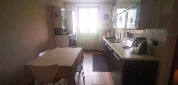 Villetta a schiera in vendita a Cremosano, Residenziale, Con giardino, 141 mq - Foto 23