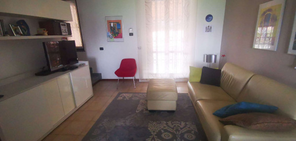 Villetta a schiera in vendita a Cremosano, Residenziale, Con giardino, 141 mq
