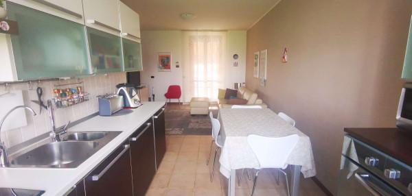 Villetta a schiera in vendita a Cremosano, Residenziale, Con giardino, 141 mq - Foto 24