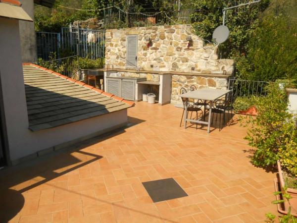 Appartamento in vendita a Levanto, Lavaggiorosso, 65 mq
