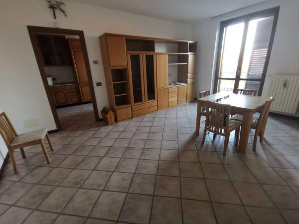 Appartamento in vendita a Ricengo, Residenziale, Con giardino, 104 mq