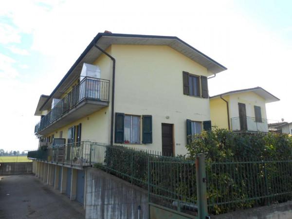 Appartamento in vendita a Casale Cremasco-Vidolasco, Residenziale, 82 mq