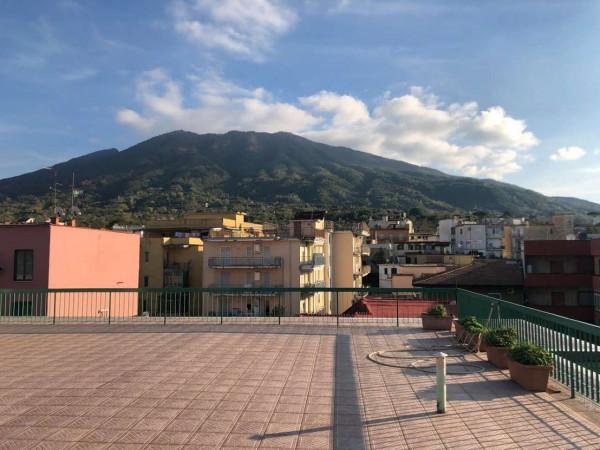 Appartamento in vendita a Sant'Anastasia, Centrale, Con giardino, 180 mq - Foto 6