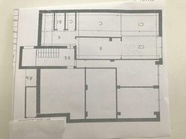 Appartamento in vendita a Sant'Anastasia, Centrale, Con giardino, 180 mq - Foto 31