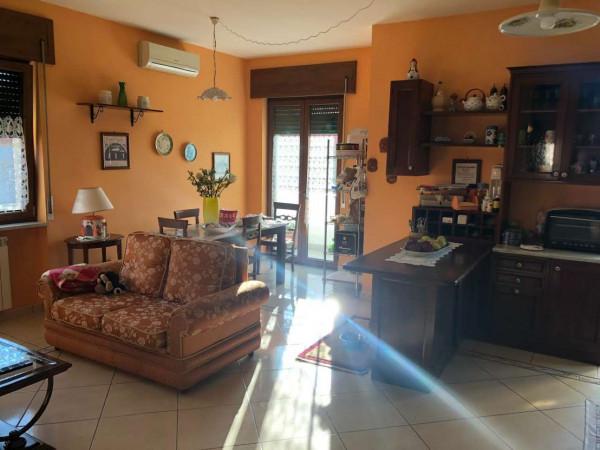Appartamento in vendita a Sant'Anastasia, Centrale, Con giardino, 180 mq - Foto 22