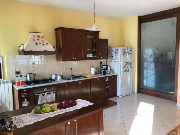 Appartamento in vendita a Sant'Anastasia, Centrale, Con giardino, 180 mq - Foto 24