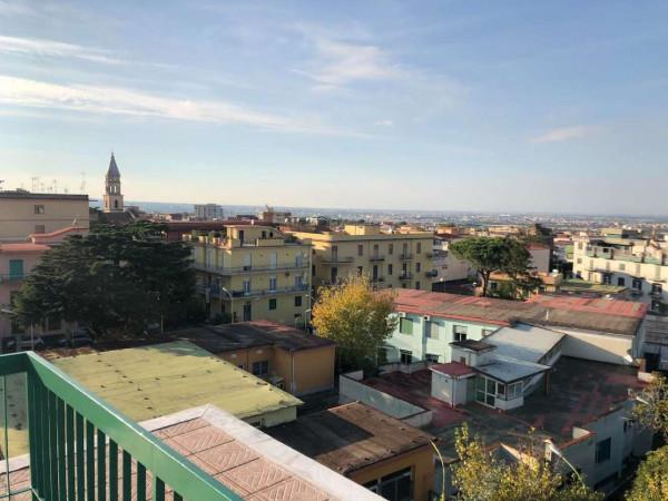 Appartamento in vendita a Sant'Anastasia, Centrale, Con giardino, 180 mq - Foto 8