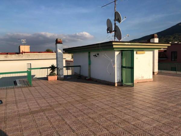 Appartamento in vendita a Sant'Anastasia, Centrale, Con giardino, 180 mq - Foto 5