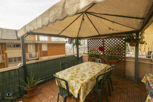 Appartamento in vendita a Genova, Marassi, Con giardino, 145 mq - Foto 19