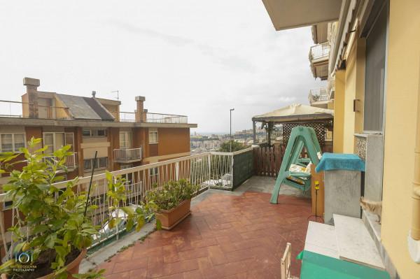 Appartamento in vendita a Genova, Marassi, Con giardino, 145 mq - Foto 24
