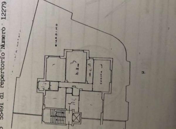 Appartamento in vendita a Genova, Marassi, Con giardino, 145 mq - Foto 3