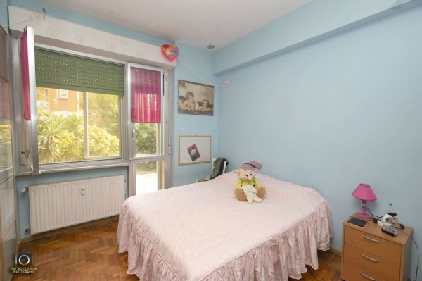 Appartamento in vendita a Genova, Marassi, Con giardino, 145 mq - Foto 16