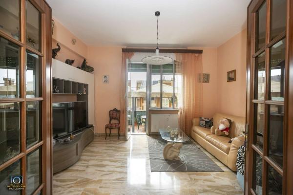 Appartamento in vendita a Genova, Marassi, Con giardino, 145 mq - Foto 12