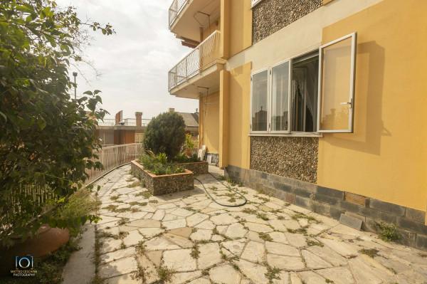 Appartamento in vendita a Genova, Marassi, Con giardino, 145 mq - Foto 22