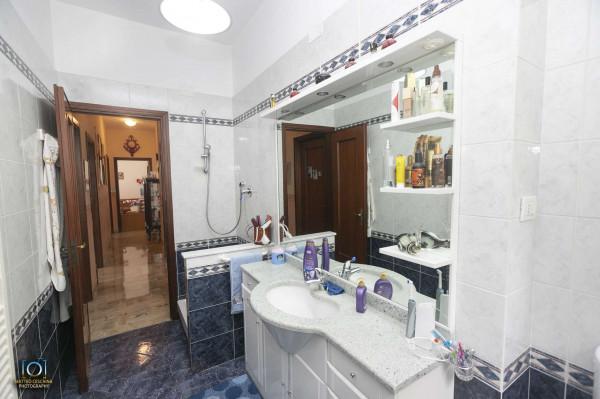 Appartamento in vendita a Genova, Marassi, Con giardino, 145 mq - Foto 20