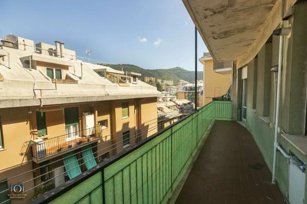 Appartamento in vendita a Genova, Vesuvio, 65 mq - Foto 27