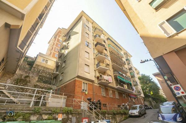 Appartamento in vendita a Genova, Vesuvio, 65 mq - Foto 5
