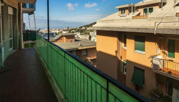 Appartamento in vendita a Genova, Vesuvio, 65 mq - Foto 14