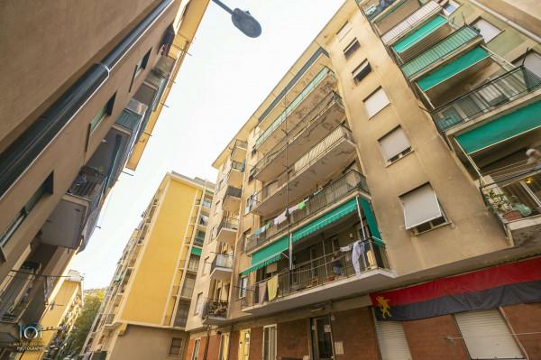 Appartamento in vendita a Genova, Vesuvio, 65 mq - Foto 6