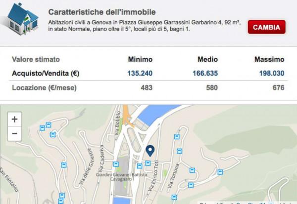 Appartamento in vendita a Genova, 92 mq - Foto 3