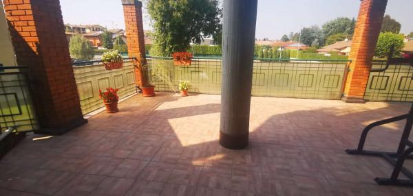 Appartamento in vendita a Spino d'Adda, Residenziale, Con giardino, 129 mq