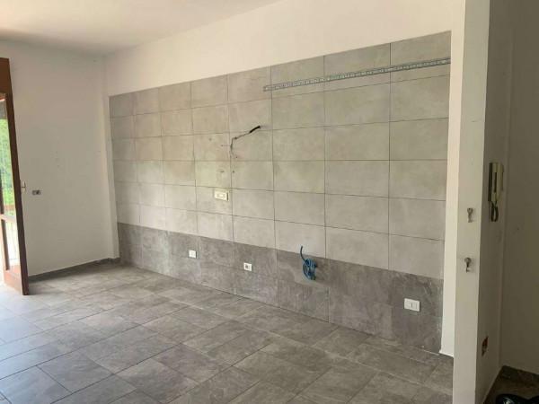 Appartamento in vendita a Sant'Anastasia, Centrale, Con giardino, 80 mq - Foto 24