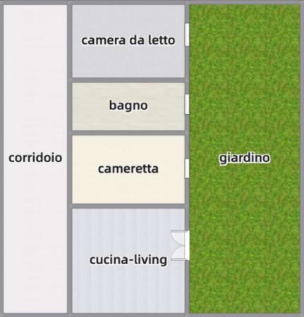 Appartamento in vendita a Sant'Anastasia, Centrale, Con giardino, 80 mq - Foto 2
