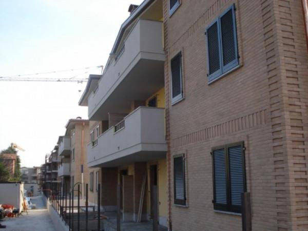 Appartamento in affitto a Cesate, Arredato, 63 mq