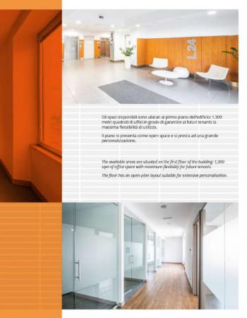 Ufficio in affitto a Milano, 1310 mq - Foto 4