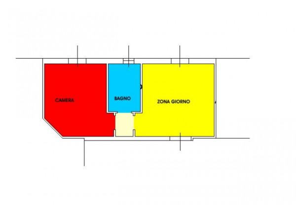 Appartamento in vendita a Casaletto Vaprio, Residenziale, 53 mq - Foto 2